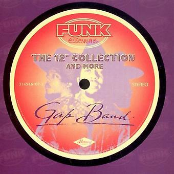 Gap Band - 12 tums samling & mer [CD] USA import