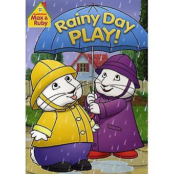 Max & Ruby - Rainy Day Play [DVD] USA import