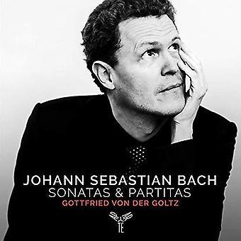 Bach: Sonatas & Partitas [CD] USA import
