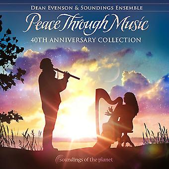 Peace Through Music 40th Anniversary Collection [CD] USA import