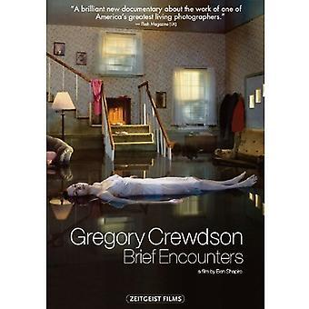 Gregory Crewdson: Brief Encounters [DVD] USA import