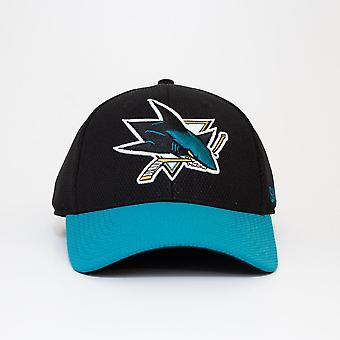 Adidas Nhl San Jose Sharks Coach Flex Cap