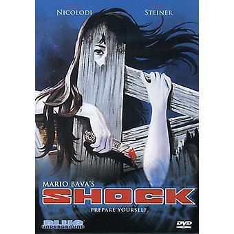 Shock [DVD] USA import