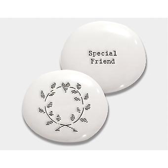 Spécial Ami Porcelaine Pebble - Cracker Filler Cadeau