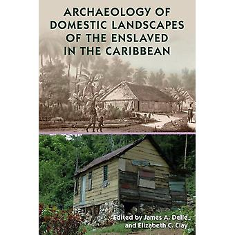 Archaeology of Domestic Landscapes of the Enslaved in the Caribbean by Edited by James A Delle & Edited by Elizabeth C Clay