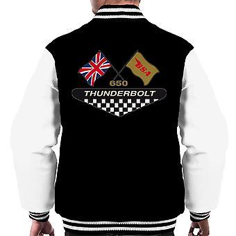 BSA Thunderbolt Men's Varsity Jacket