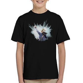 Ed Sheeran At Fusion Festival 2015 Kid's T-Shirt