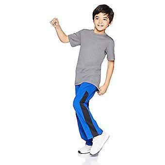 Essentials Little Boys' Light-Weight Active Pant, Blue, S