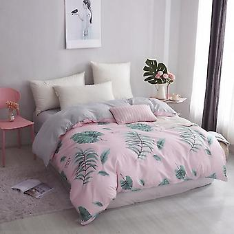 Double Sided Ab Version Printing Duvet Cover - Soft Breathable Four Seasons