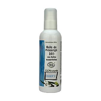 Massage oil Breathing 200 ml of oil