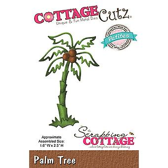 Scrapping Cottage CottageCutz Palm Tree (Petites) (CCP-022)