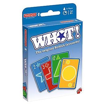 WHOT! - Tuck Box Card Game
