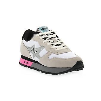 Sun68 1611 ally star zebra sneakers fashion