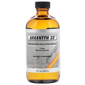 Sovereign Silver, Argentyn 23, Professional Bio-Active Silver Hydrosol, 8 fl oz