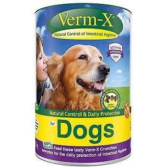 Verm-X Crunchies Treats for Dogs - 325g