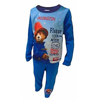 Paddington Bear Boys Look After This Bear Pyjama Set