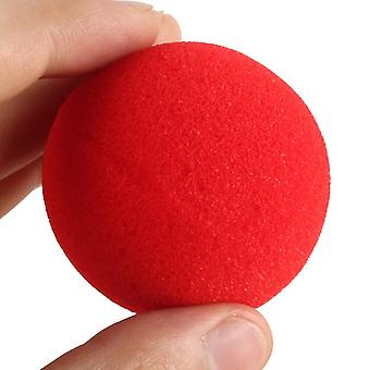 Rode Sponge Balls - Magic Props Clown Nose Tricks