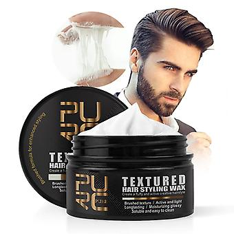 Strong Hold Hair Styling Wax For Men Matte Finished Molding Cream