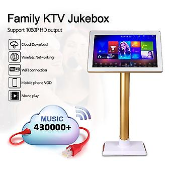 Home Ktv Sing Karaoke -player Machine Android With 3tb Hdd 60k Songswith Touch Screen
