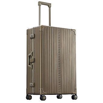 "ALEON Macro Traveler 30"" Trolley 4 ruedas, 50 cm, 80 L, bronce"