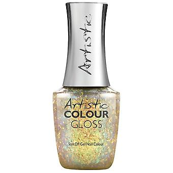 Artistic Colour Gloss Opulent Obsession 2019 Gel Polish Collection - Over The Top (2700253) 15ml