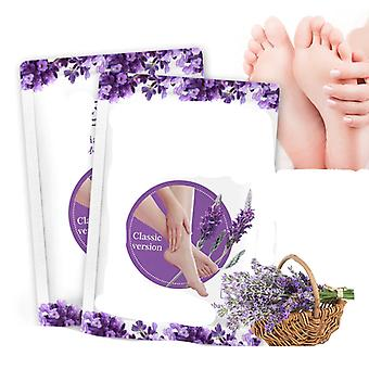 6pc=3pair Exfoliating Foot Mask Pedicure Socks Exfoliation For Feet Mask Remove Dead Skin Heels Foot Peeling Mask