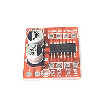 Mini L298n Stepper Motor Bidirection Dc Pwm Speed Regulating Driver Module et