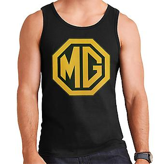 MG Gold Logo British Motor Heritage Men's Vest
