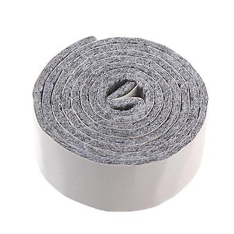 1roll 100cm Self-adhesive Felt Furniture Leg Pad Anti-slip Mat Floor Protector