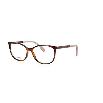 Fendi FF0447 086 Havana Glasses