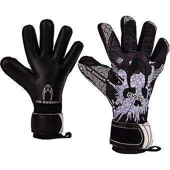 HO FIRST SUPERLIGHT SKULL Goalkeeper Gloves Size