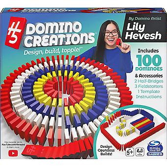 Games Lily Hevesh Dominoes Creations