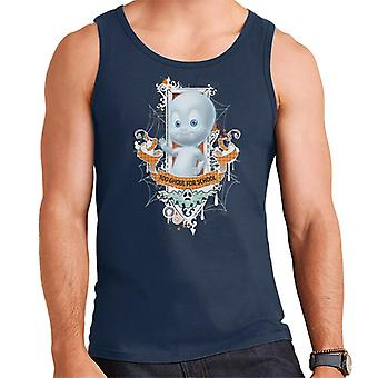 Casper Ystävällinen Aave Liian Ghoul koululle Men's Vest