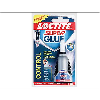 Loctite Super Glue Control Liquid 3g