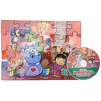 Various Artist - Want a Hippopotamus [CD] USA import