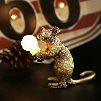 Moderne Led Hars muistafel, bureaulamp, nachtverlichting