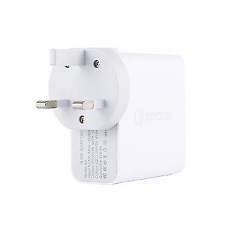 A3 PD 18W USB-C / Type-C + QC3.0 USB + Dual USB Interface Matkalaturi