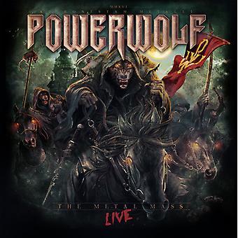 Powerwolf - Metal Mass Live [CD] USA import
