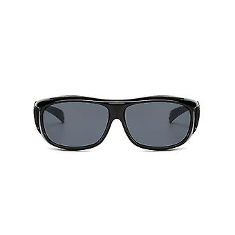 Sports Riding Night Vision Glasses, Yellow Brightened, Driver Wind And