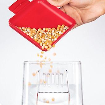 Automatische Popcorn Maker Maschine Vorbereitung Haushaltsküchengeräte