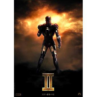 Ferro homem 2 Movie Poster (11 x 17)