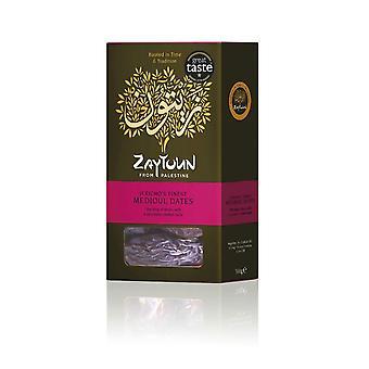 Zaytoun Fairtrade Palestinian Medjoul Dates 500g x6