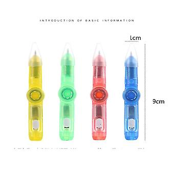 Multi-function Shiny Luminous Ball-point Pen -'s Toy