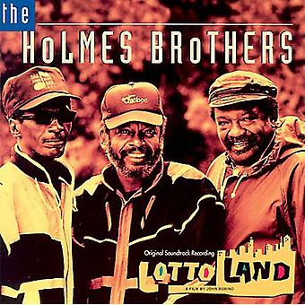 Holmes Brothers - Lotto Land [CD] USA import