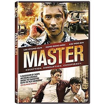 Master [DVD] USA import