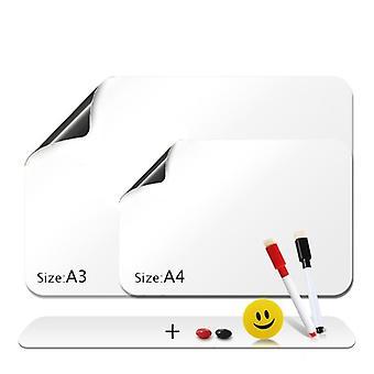 Joustavat jääkaappimagneetit Soft Mini -ilmoitustaulu