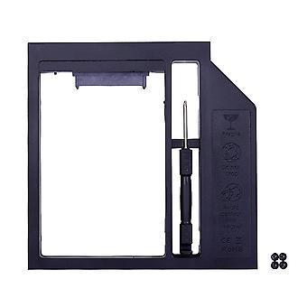 2nd Hdd Caddy 9mm 9.5mm 12.7mm Sata 3.0 Für 2.5'' Ssd Case Festplatte