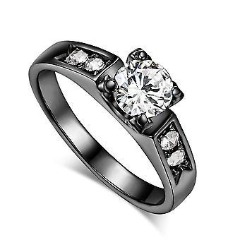 Zircon Cubic, Zirconia Wedding Finger Rings, Crystal Sieraden