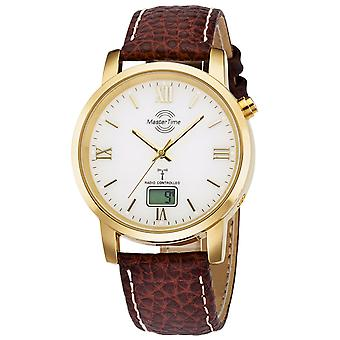 Mens Watch Master Time MTGA-10298-13L, Quartz, 41mm, 3ATM