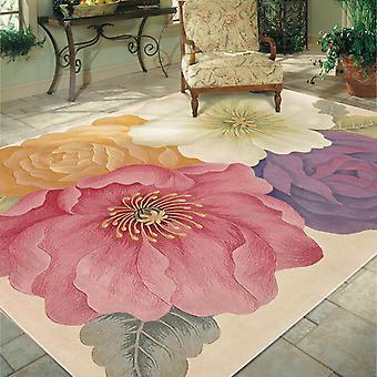 Nourison trópicos alfombras Ts10 Multi color